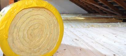 zoldervloer isoleren glaswol